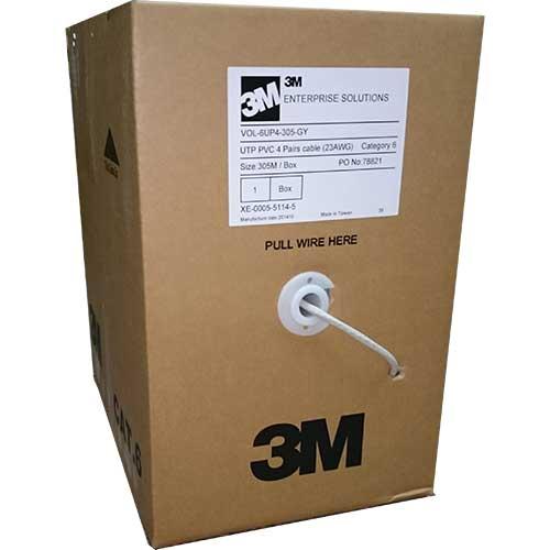 3M cat6 Cable | Technomax